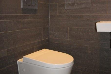 Woudstee luxe vakantiehuis Anthonia Veluwe toilet