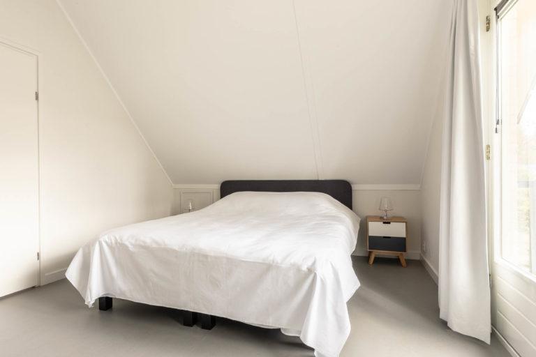 Woudstee Cornelia slaapkamer met comfort en boxspring