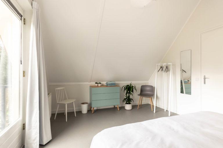 Woudstee Cornelia slaapkamer met hay kast
