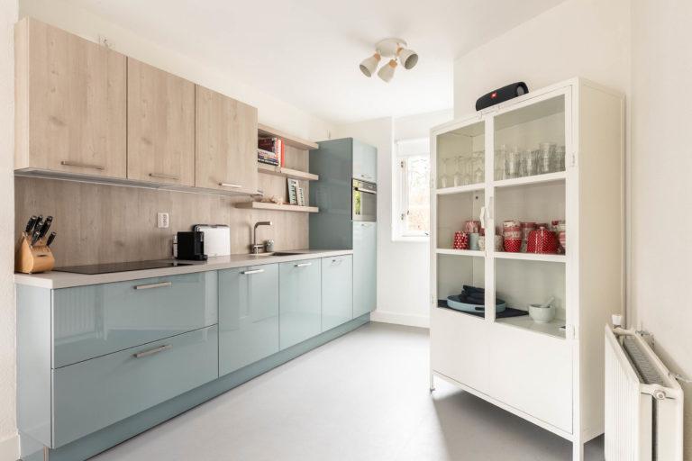 Woudstee Cornelia woonkamer met open keuken
