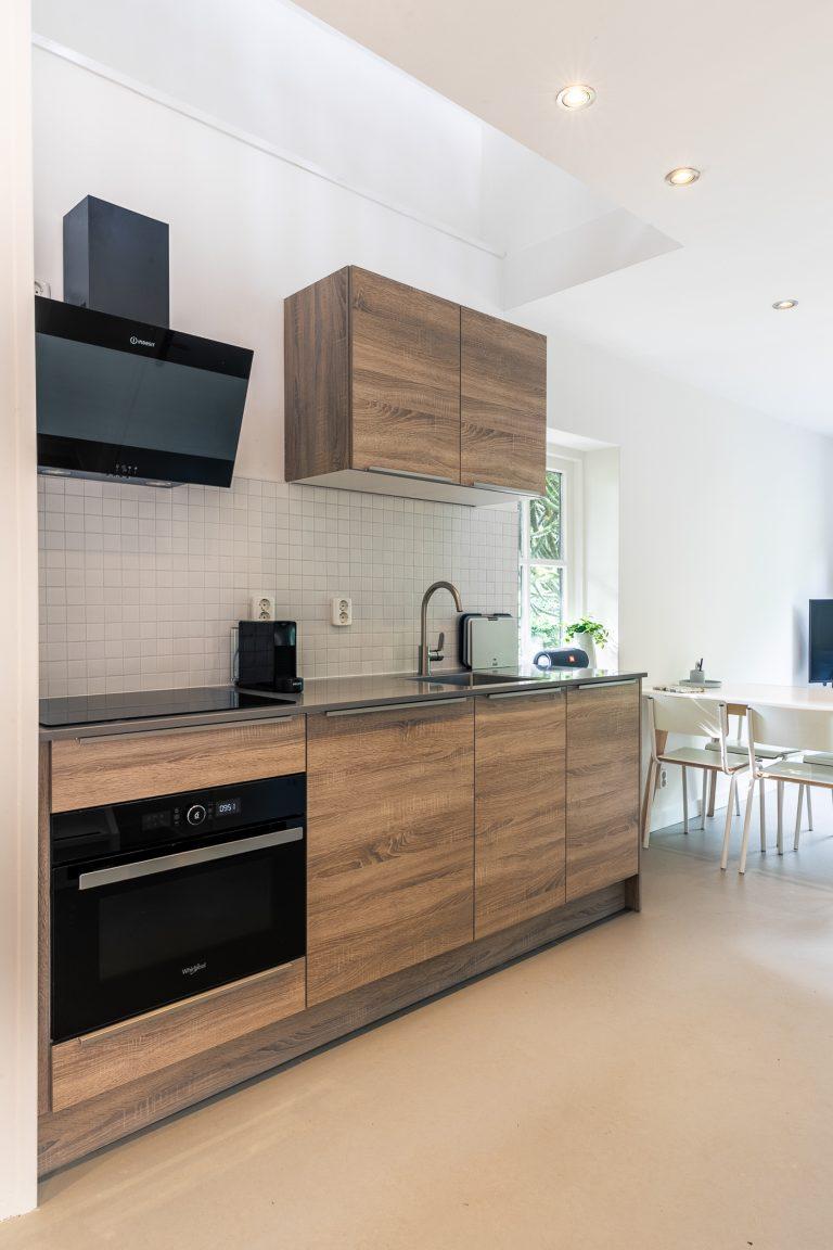 Open keuken Antonia bij Woudstee