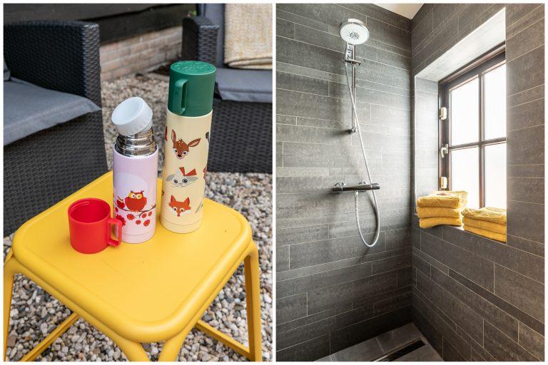 WoudStee Antonia badkamer buiten vrijstaand zitje terras loungeset